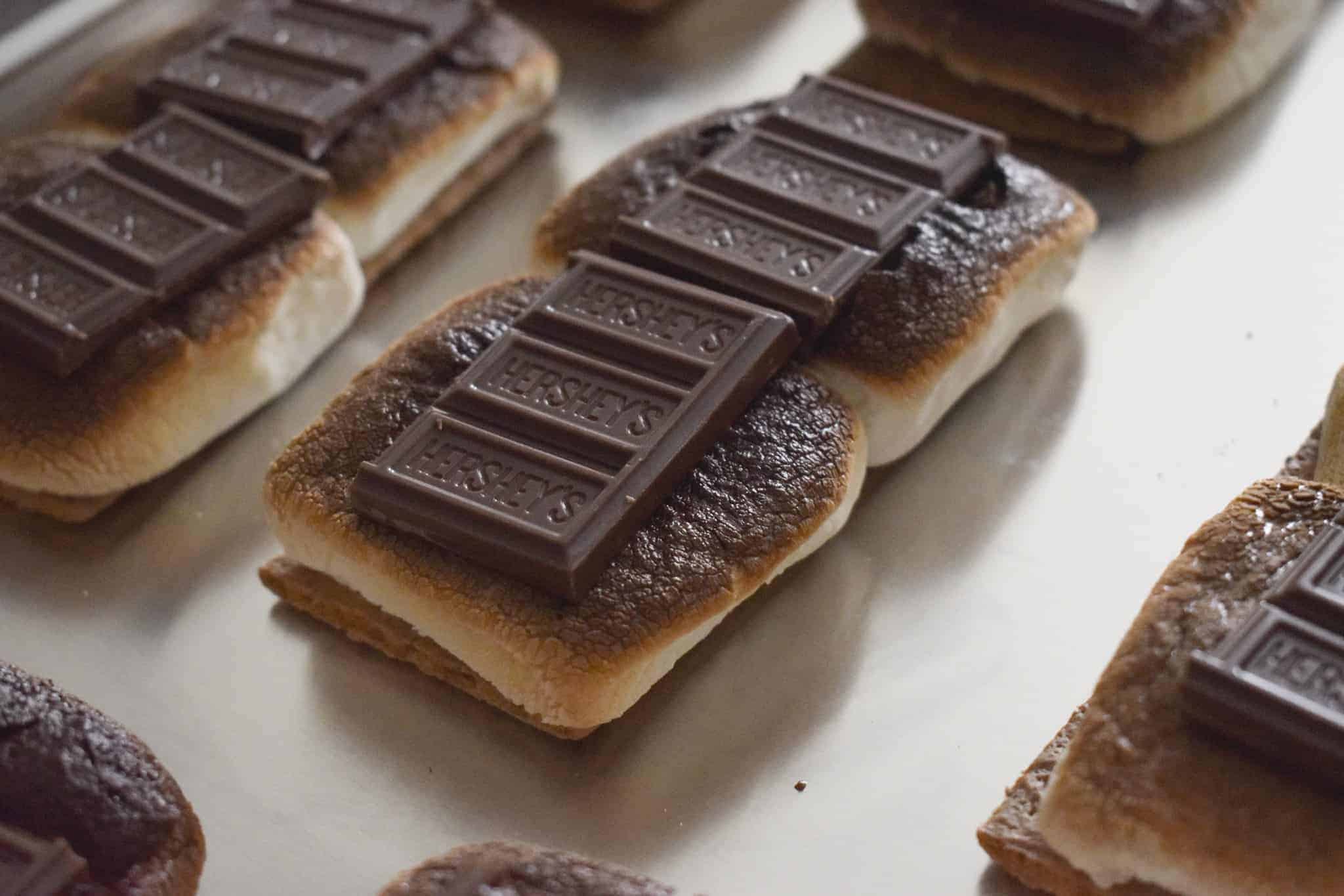 Oven-Baked S'mores